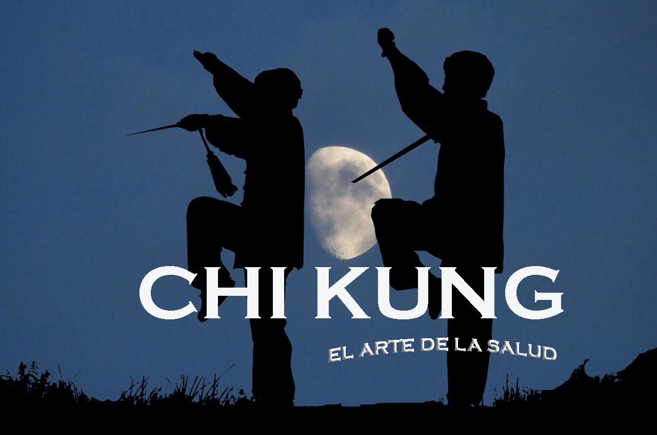 Chi Kung – Qi Gong – BA DUAN JIN + Los 8 ejercicios Taoístas
