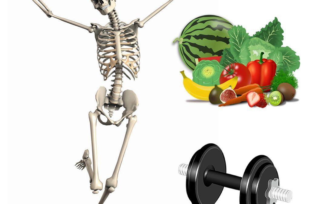 Osteoporosis Dieta y Ejercicio